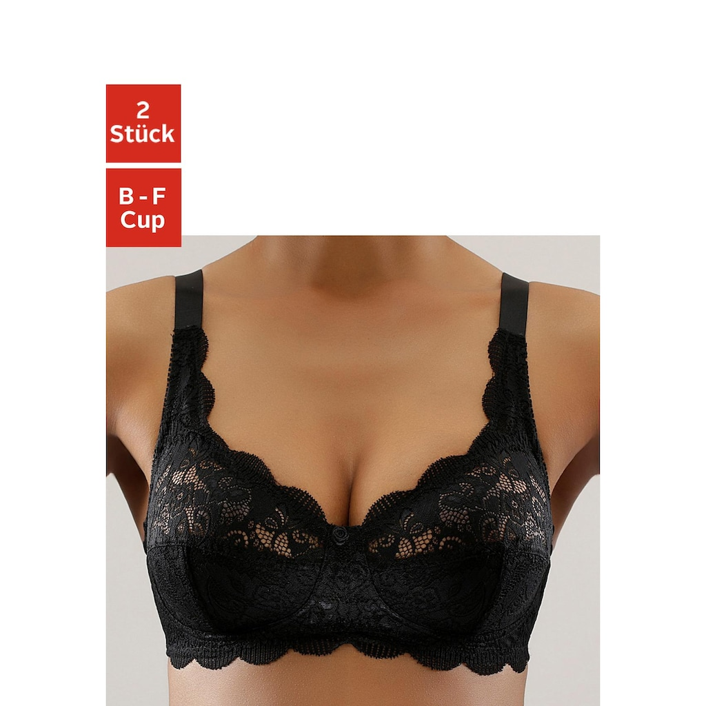 Susa Bügelloser BH »Latina«