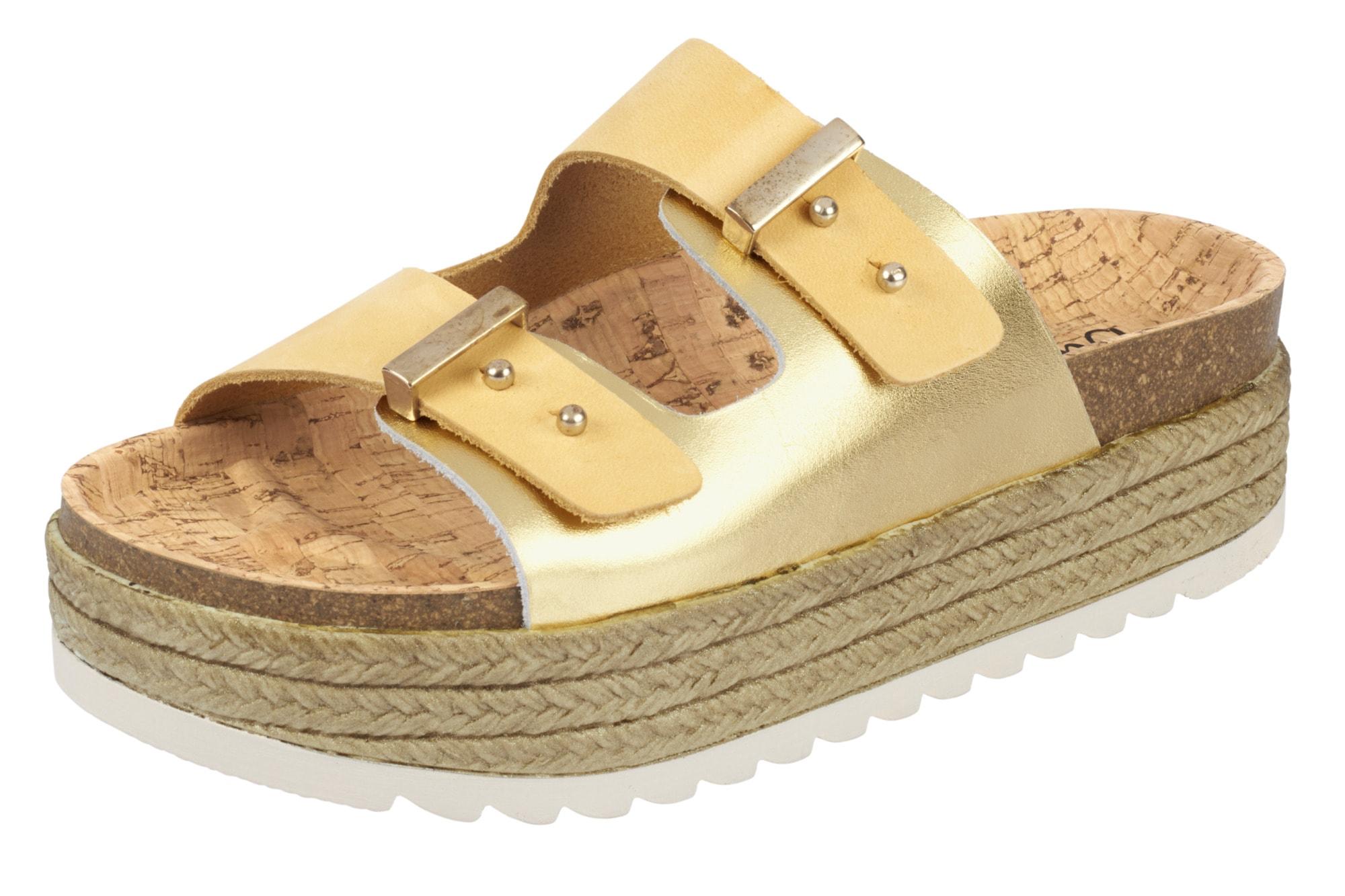 BIOSTEP Pantolette mit Kork-Fußbett für Damen bei - sich,Boutique2732 Gutes Preis-Leistungs-Verhältnis, es lohnt sich,Boutique2732 - 2fde15