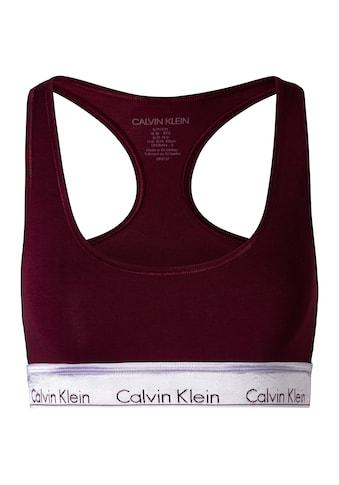 Calvin Klein Bustier »MODERN COTTON« kaufen