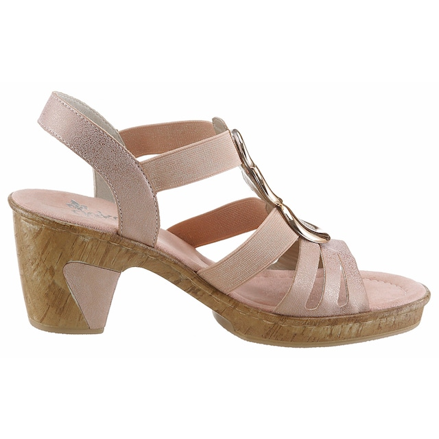 Rieker Sandalette für Damen bei yFwy4
