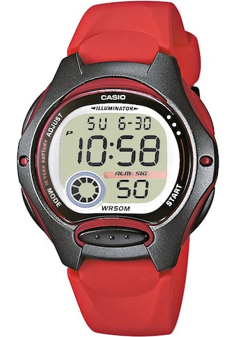 Casio Collection Multifunktionsuhr »LW-200-4AVEF« kaufen