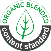 Organic Content Standard blended
