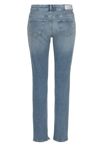 Replay Straight-Jeans »Faaby 573 Bio«, Organic Cotton - Super Stretch Denim kaufen