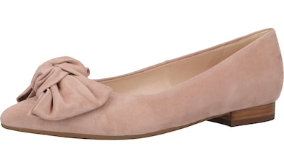 Peter Kaiser Ballerina »Veloursleder« kaufen