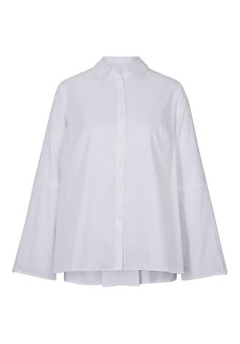 Bluse mit geschlitzten Ärmeln kaufen