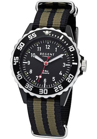 Regent Quarzuhr »F1384 - 3102.66.17« kaufen