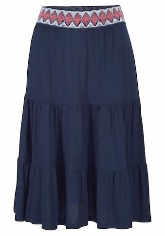 s.Oliver Beachwear Jerseyrock kaufen