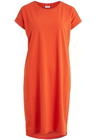 Vila Shirtkleid »VIDREAMERS«, im Rücken etwas länger geschnitten kaufen