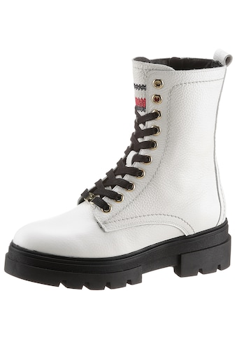 TOMMY HILFIGER Plateaustiefel »RUGGED CLASSIC BOOT« kaufen