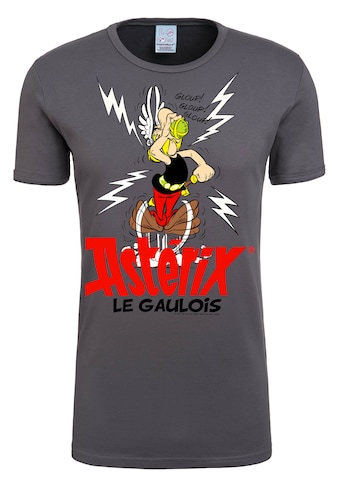 LOGOSHIRT T-Shirt »Asterix – Magic Poison«, mit lizenzierten Originaldesign kaufen