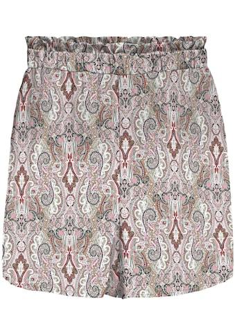 Only Shorts »ONLALMA«, mit Paisley Print kaufen