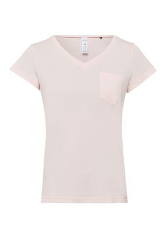 Skiny Kurzarm-Shirt in klassischem Schnitt »Sleep & Dream« kaufen