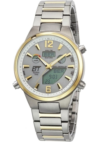 ETT Funk-Multifunktionsuhr »Everest II, EGT-11381-21M« kaufen