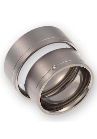 CORE by Schumann Design Trauring »20006168-DR, 20006168-HR, ST045.02«, Made in Germany - wahlweise mit oder ohne Diamant kaufen