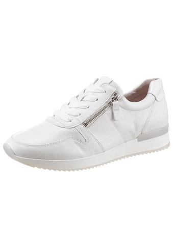 Gabor Keilsneaker, mit zweckmäßigem Außenreißverschluss kaufen