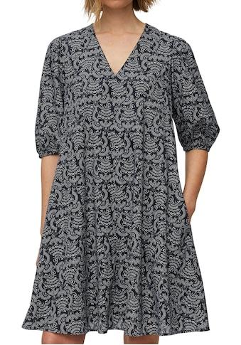 Marc O'Polo A-Linien-Kleid, mit modernen Ärmeln kaufen