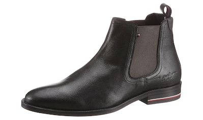 TOMMY HILFIGER Chelseaboots »SIGNATURE HILFIGER L TH CHELSEA« kaufen