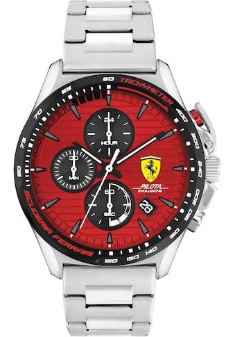 Scuderia Ferrari Chronograph »Pilota Evo, 0830851« kaufen