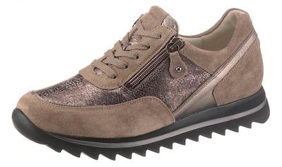 Waldläufer Keilsneaker »HAIBA«, in komfortabler Schuhweite H (=sehr weit) kaufen