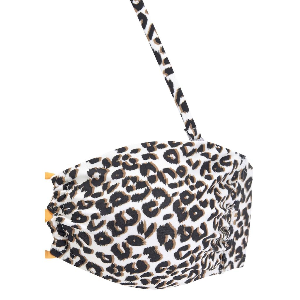Buffalo Bandeau-Bikini-Top »Kitty«