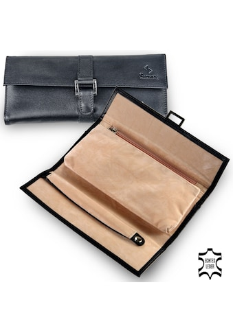 Sacher Schmuckrolle »Schmucktasche, 1011.010443«, (1 tlg.), feines italienisches... kaufen