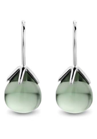 TI SENTO - Milano Paar Ohrhaken »7802GG«, mit Kristallsteinen kaufen