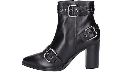 Spm High-Heel-Stiefelette »Leder« kaufen
