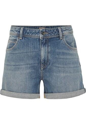 Mexx Shorts, mit modischer Waschung kaufen