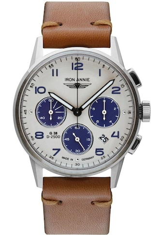 IRON ANNIE Chronograph »G38, 5372-5« kaufen