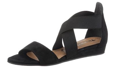 Tamaris Sandale »NIVA«, mit breitem Gummizug kaufen