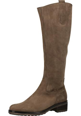 Gabor Stiefel »Leder/Textil« kaufen