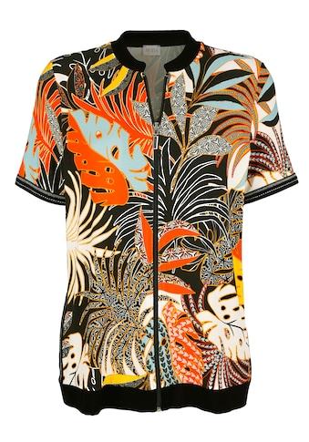 Mona Shirtjacke, mit farbharmonischem Druck kaufen