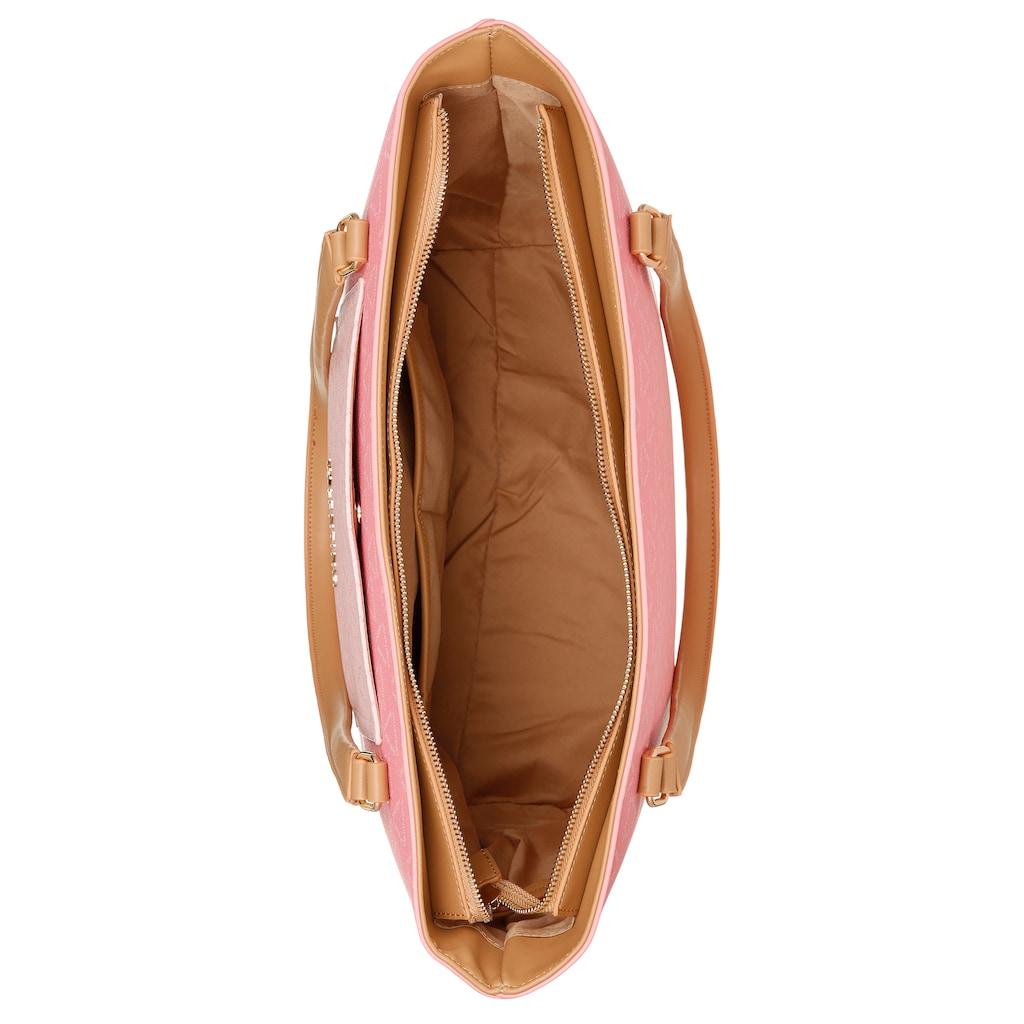VALENTINO BAGS Shopper »Lita«, mit modischem Allover Logo Print