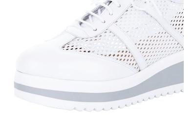 Sneaker mit Mesh - Einsätzen kaufen