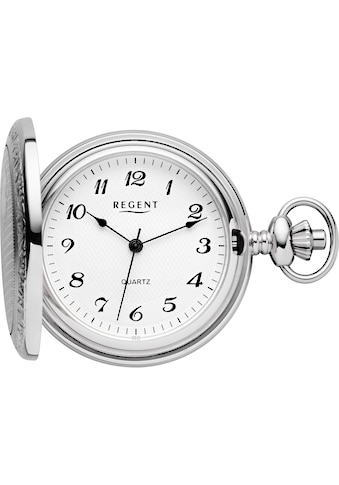 Regent Taschenuhr »PR011« (Set, 2 tlg., inkl. Kette) kaufen