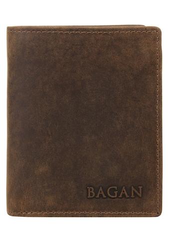 Bagan Geldbörse, 2fach klappbar kaufen