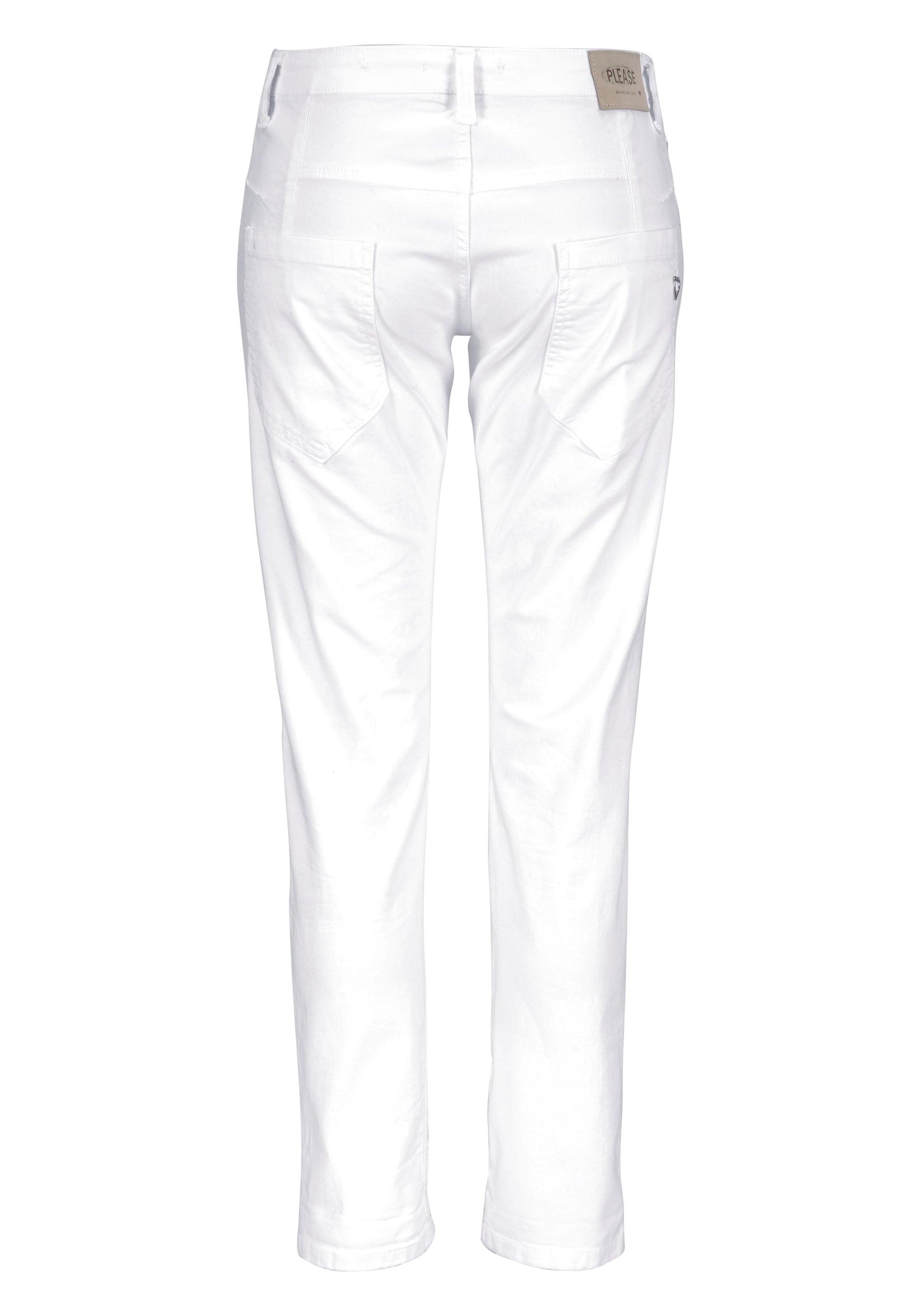 Please Jeans Boyfriend Jeans »P85A«