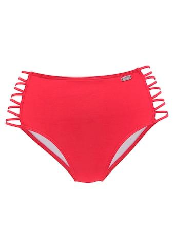 Bench. Highwaist-Bikini-Hose »Perfect«, gekreutzte Bänder kaufen