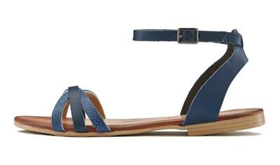 LASCANA Sandale, aus weichem Leder kaufen
