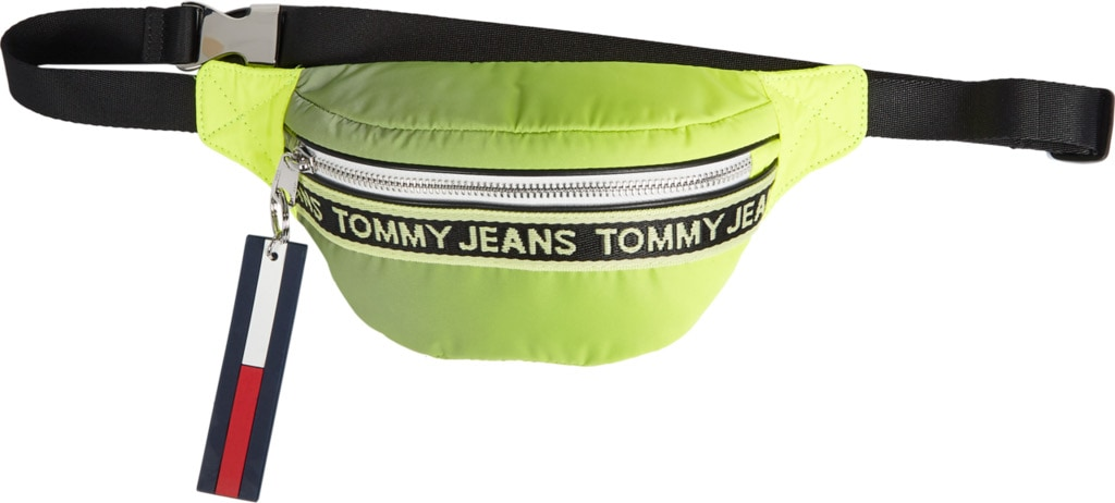 tommy jeans -  Bauchtasche Mini Logo Bumbag Reflect