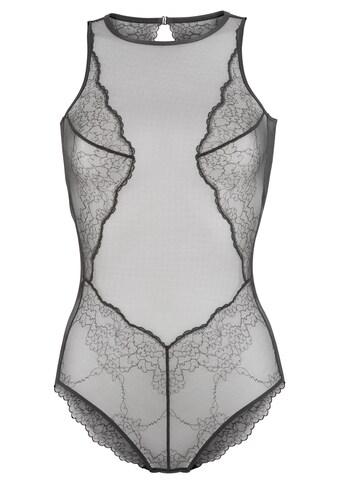 Triumph Body »Mirage Spotlight BS EX«, aus transparentem Tüll mit filigraner Stickerei kaufen
