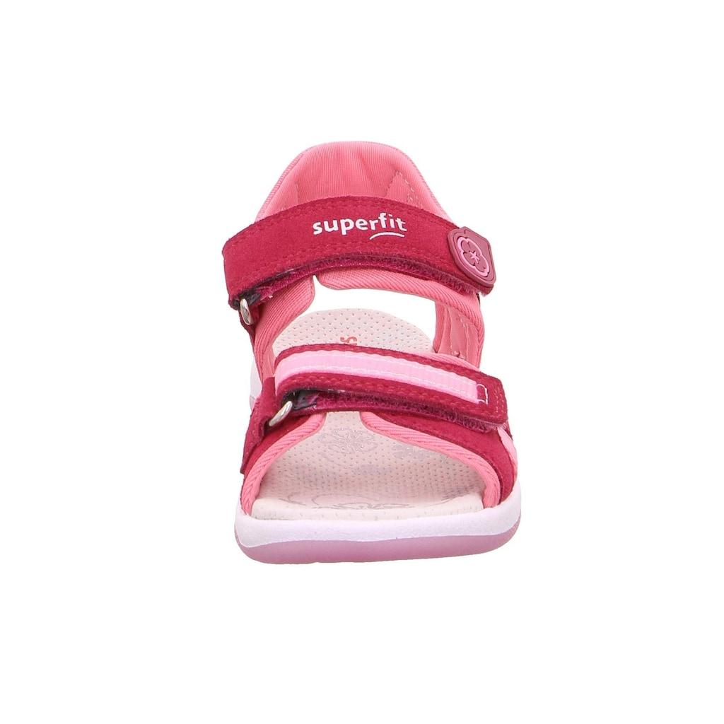 Superfit Sandale »Sunny«, WMS: Weiten-Meßsystem: mittel