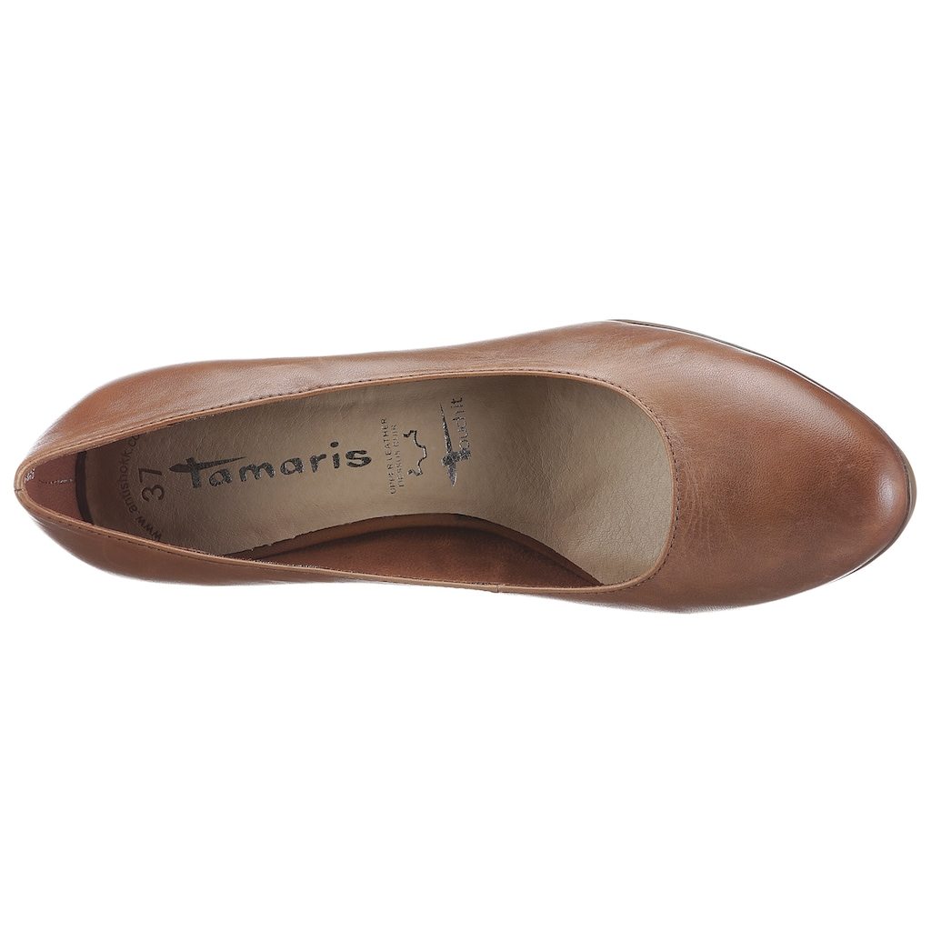 Tamaris Pumps »Zealot«, in klassischer Linie