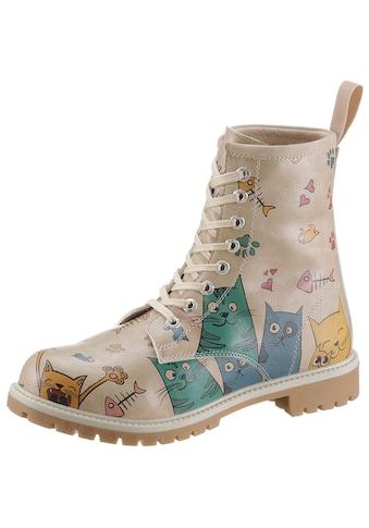 DOGO Schnürboots »Cat Lovers« kaufen