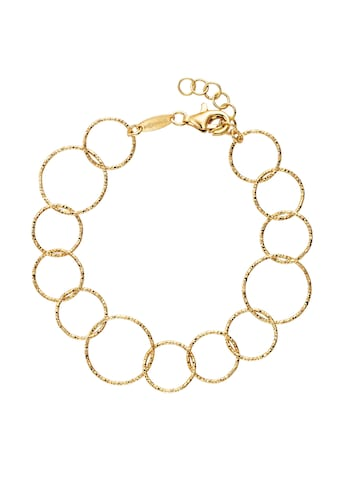 Der Kettenmacher Armband »RING DESIGN, RK-19G, RK-19S« kaufen