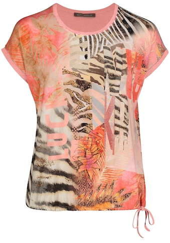 Betty Barclay Rundhalsshirt, mit Animalprint kaufen