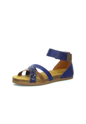 Think! Sandale »SHIK«, mit gemustertem Riemchen kaufen