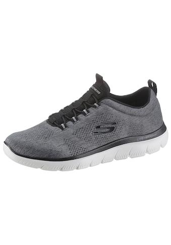Skechers Slip-On Sneaker »SUMMITS«, mit Gummizug zum Schlupfen kaufen