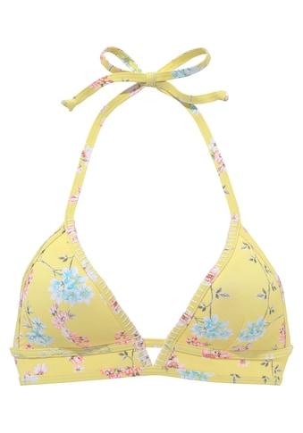 Sunseeker Triangel-Bikini-Top »Ditsy«, mit trendigem Print kaufen