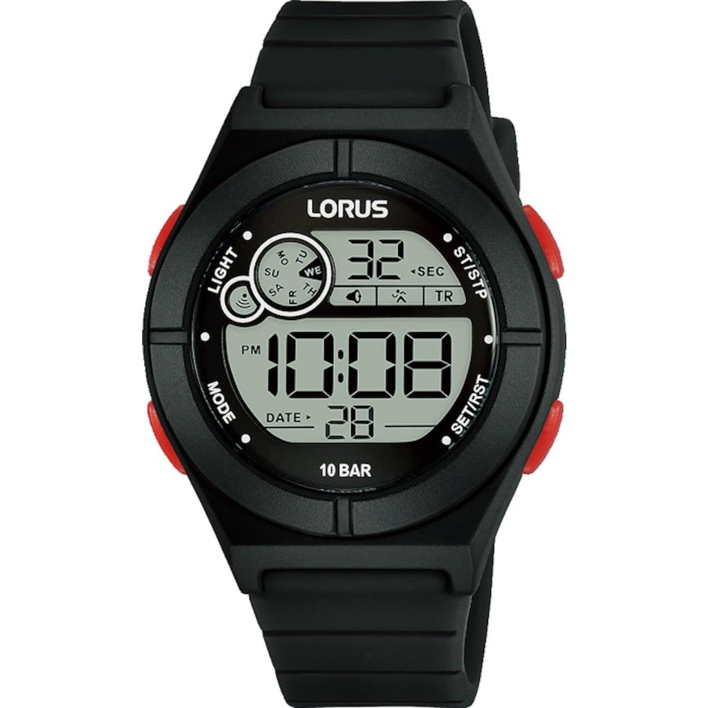 LORUS Chronograph »R2363NX9«